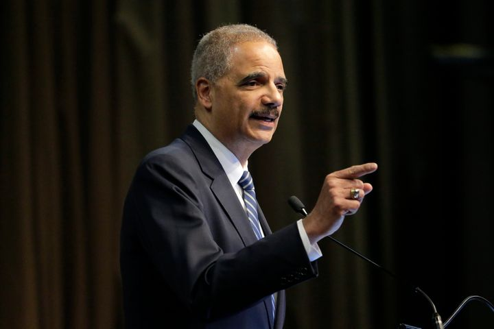 Former U.S. Attorney General Eric Holder spearheaded a group that challenged the citizenship question on the census in court.