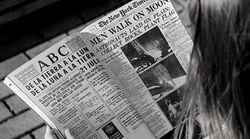 Cómo se contó la llegada del hombre a la Luna: las portadas del 21 de julio de