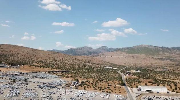 Βίντεο: Το επίκεντρο του μεγάλου σεισμού στην Μαγούλα από