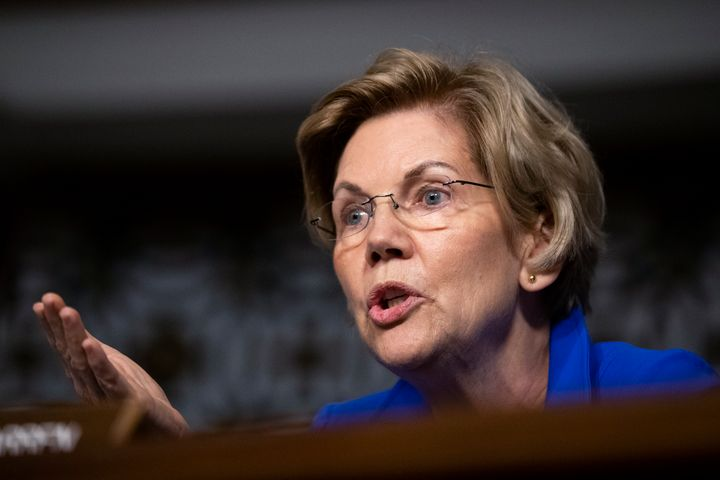 Elizabeth Warren To Join Airport Workers At Protest Inside Reagan National