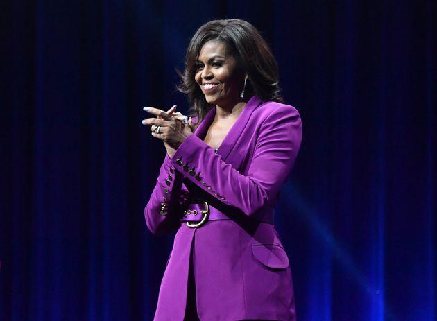 Michelle Obama è la donna più ammirata al mondo, Melania Trump solo