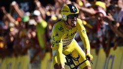 Victoire surprise d'Alaphilippe au contre-la-montre de Pau, il garde le maillot