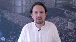 El llamativo detalle del vídeo de Pablo Iglesias que muchos están