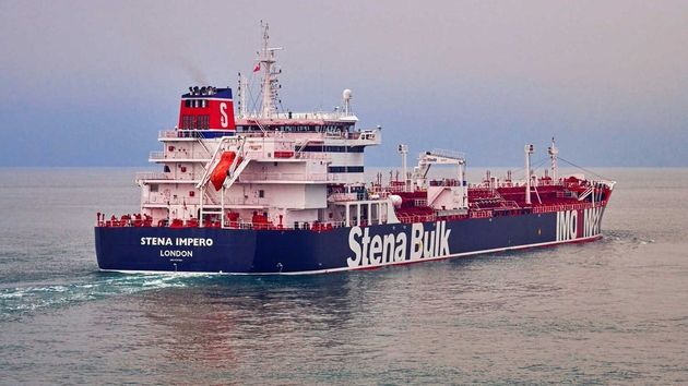 British Foreign Office Summons Iran Diplomat Over Oil Tanker Seizure, Reports