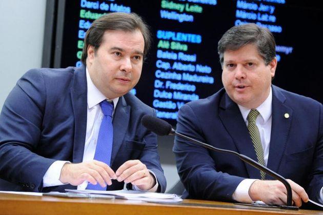 Na Câmara, reforma tributária conta com o apoio de Rodrigo Maia e foi apresentada na Câmara...