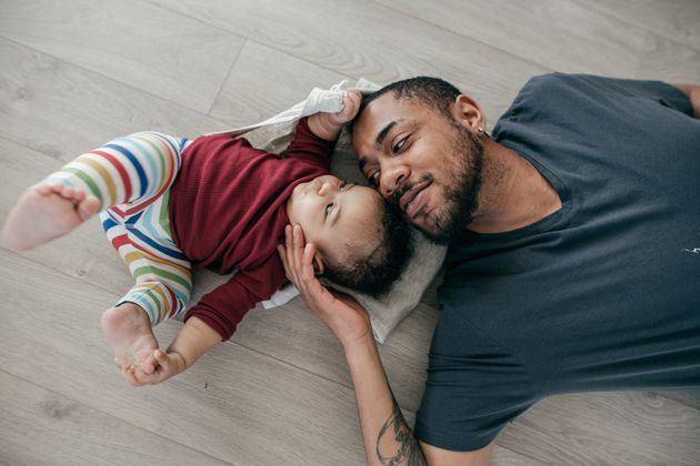 Today's dads spend three times as much time with their kids compared to previous