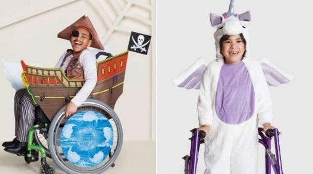 Some of Target's new accessible Halloween