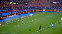 C'est ce but improbable qui a sacré l'Algérie face au Sénégal à la