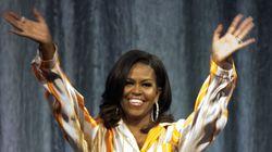 Michelle Obama défend la