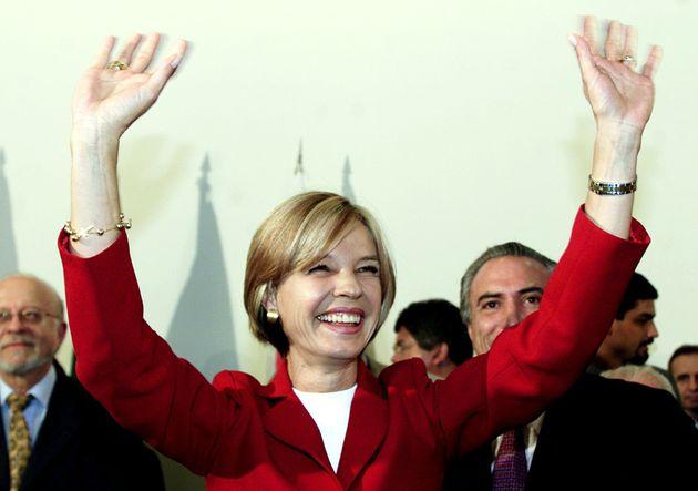 Me farei ouvir também quer ouvir figuras históricas, como Rita Camata, integrante da Assembleia