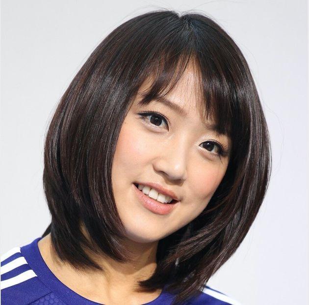 テレビ朝日の竹内由恵アナウンサー