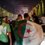 L'Algérie l'emporte, et la folie s'empare des supporters des