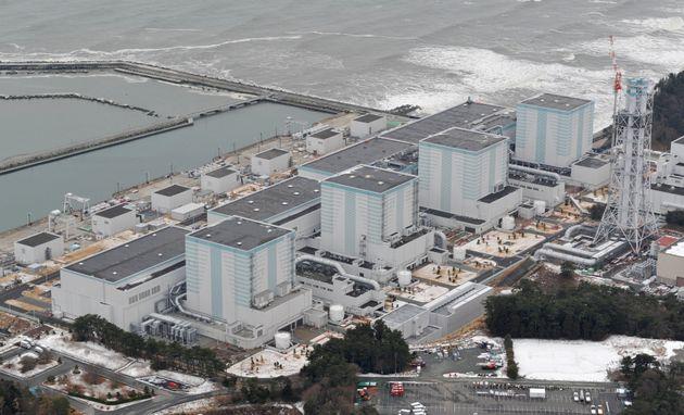 일본 도쿄전력 후쿠시마 제2원전이 폐로 수순에 들어갈