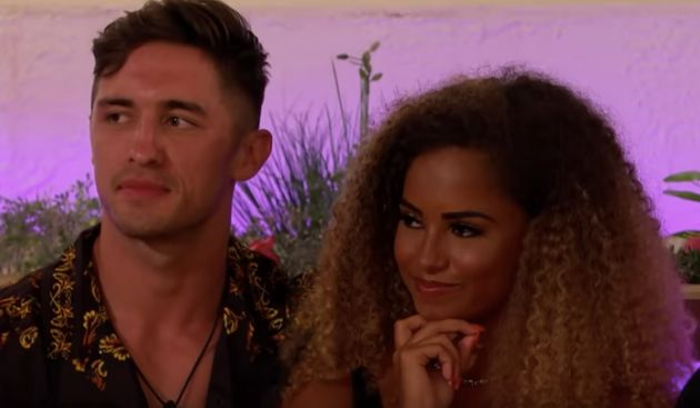 Love Island Fans Were Overjoyed With Ambers Recoupling Choice