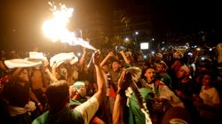 L'Algérie championne d'Afrique: une nuit de