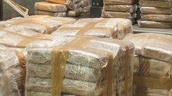 Deux Espagnols arrêtés près de Ceuta avec 345 kilos de résine de
