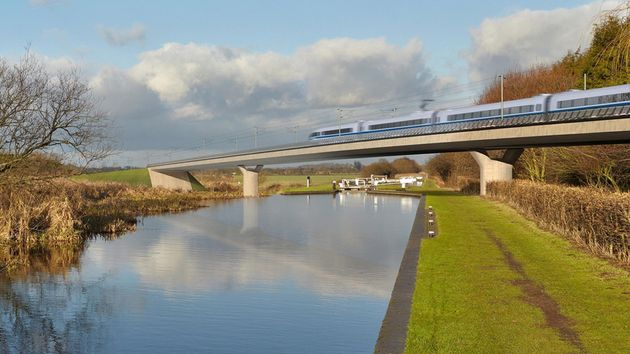 HS2 Could Cost A Whopping £30 Billon More Than Expected