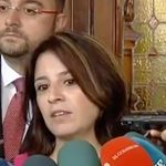 Adriana Latra (PSOE), tras el paso a un lado de Iglesias:
