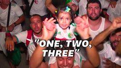 D'Alger aux Champs-Élysées, la joie des supporters algériens après le