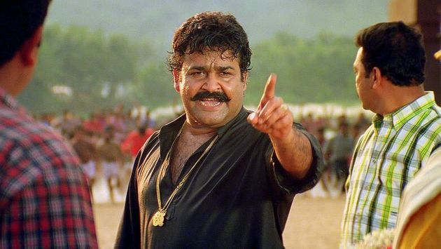 Mohanlal in