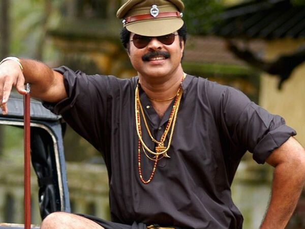 Mammootty in 'Rajamanikyam'