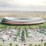 Le ministère dément les rumeurs de suspension de la construction du Grand stade de