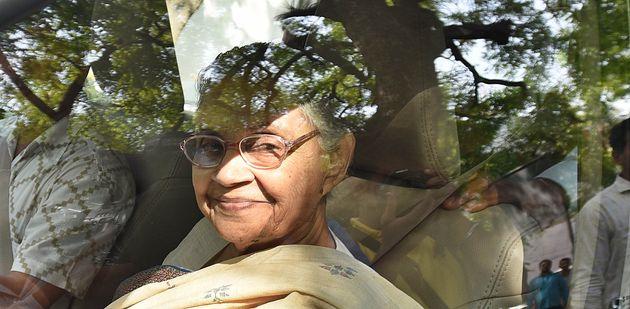 Sheila Dikshit Passes Away At