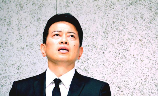 宮迫博之・田村亮記者会見(2019年7年20日)
