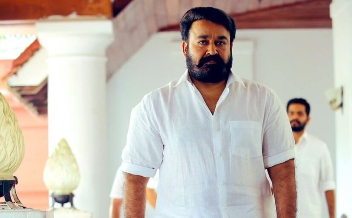 Mohanlal in 'Lucifer'