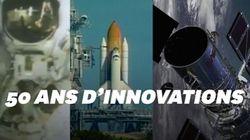 Ces 10 grandes découvertes spatiales depuis le premier homme sur la