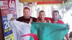 Le militant Hadj Ghermoul