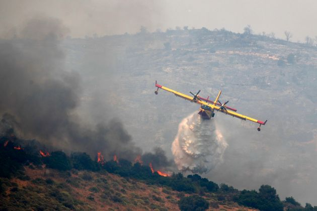 Πολύ υψηλός κίνδυνος πυρκαγιάς την Κυριακή σε Αττική και