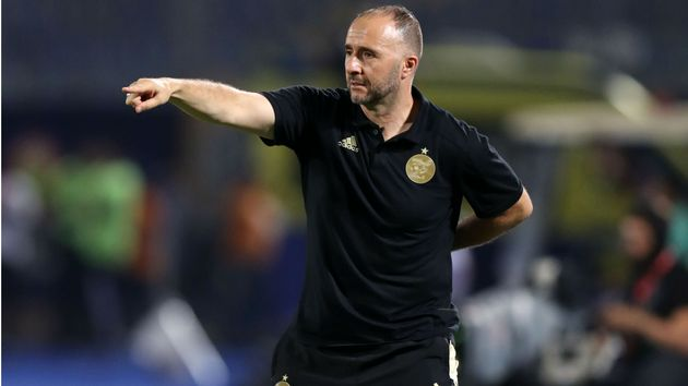 CAN-2019 : Belmadi, architecte d'une véritable
