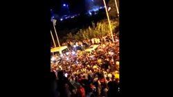 CAN 2019: Scènes de liesse à la frontière maroco-algérienne après la victoire des Fennecs