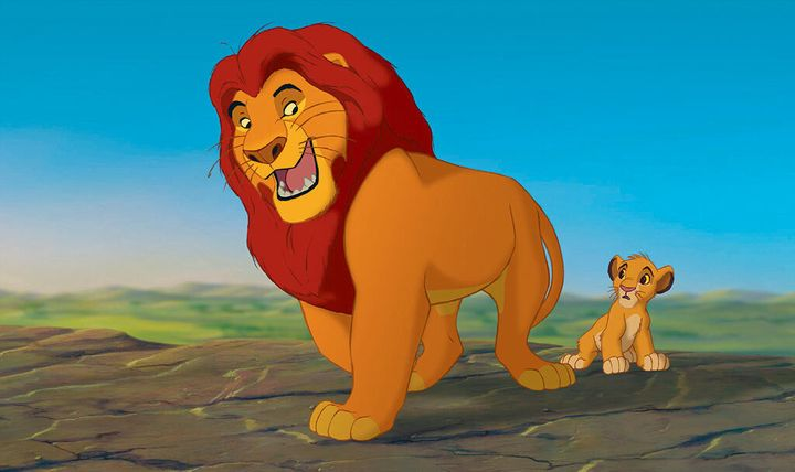 "The animated ""Lion King"" of 1994 was an instant success."