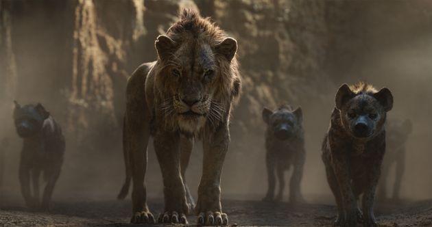 """No remake de """"O Rei Leão"""", Scar é reduzido a apenas mais um leão"""