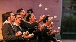 Orquesta de Malabares o música, circo, risa y cultura en la