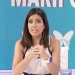 El 'topless' de Nuria Marín ('Cazamariposas') en Instagram que provoca risas a sus