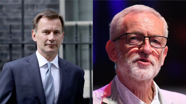 Clash Of The Jeremys: Hunt And Corbyn In Twitter Face-Off Over Oil Tanker