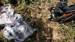 Συνελήφθησαν οι δύο επικίνδυνοι δραπέτες των φυλακών Κασσάνδρας – Είχαν Καλάσνικοφ και