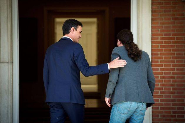 PSOE y Podemos se ponen las pilas para conseguir un acuerdo antes del