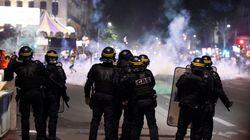 Un jeune blessé à l'œil lors des célébrations à Lyon de la victoire de l'Algérie, une enquête