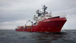 L'équipe de l'Aquarius retourne en mer pour sauver des migrants au large de la