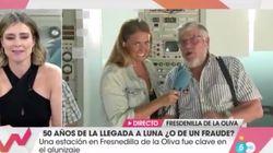 La bronca en directo de uno de los técnicos españoles del Apolo XI a 'Viva La Vida':