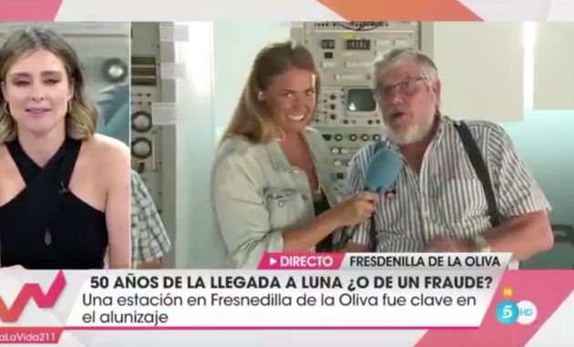Bronca en directo en 'Viva La