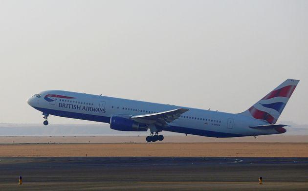 British Airways suspend ses vols vers le