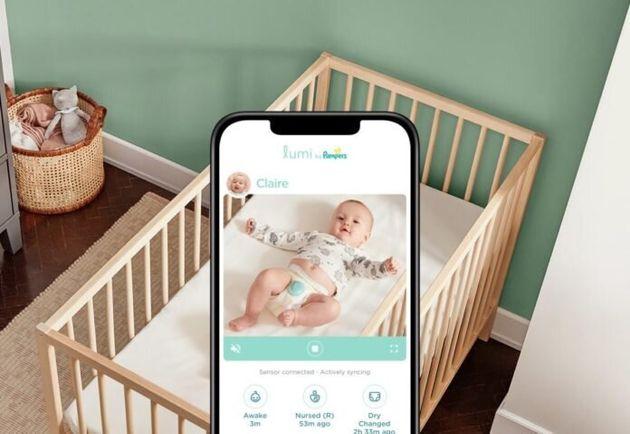 Un chip nel pannolino e un sms per avvertirvi se il bebè fa pipì, cacca o