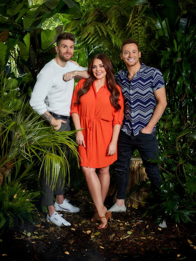 Scarlett Moffatt And Joe Swash Quit I'm A Celebrity: Extra Camp
