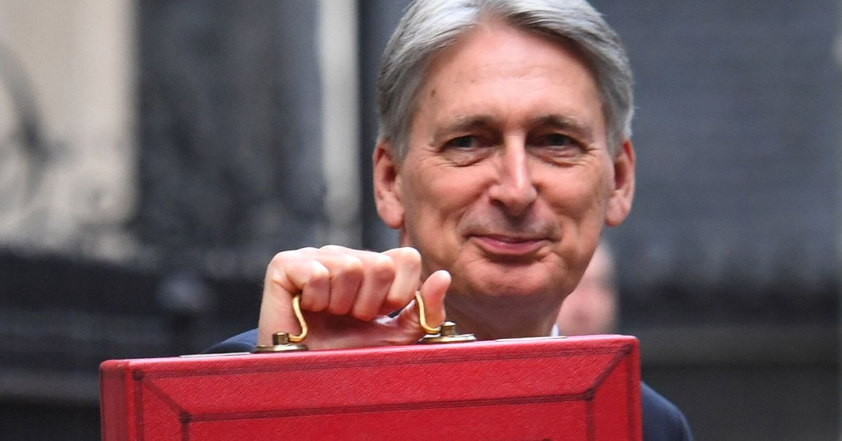 Chancellor Philip Hammond Reveals He Will Quit If Boris Johnson Is Next Prime Minister