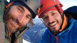 Alpinista italiano cade per 500 metri dalle montagne pakistane. È ferito ma ancora